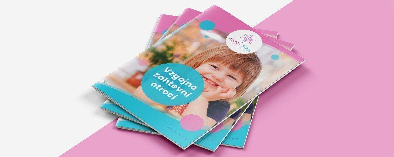 Oblikovanje brošure Alenka Stare