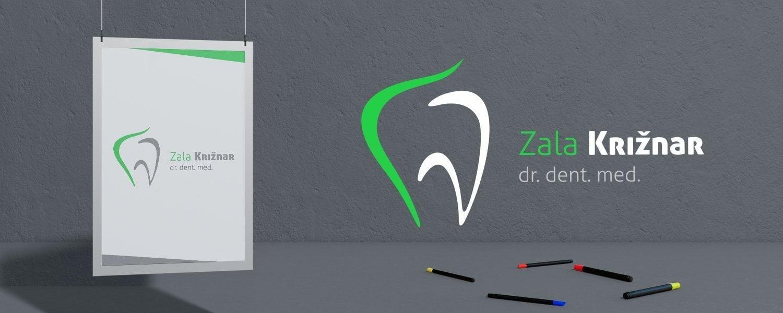 Oblikovanje spletnih strani Zala Križnar