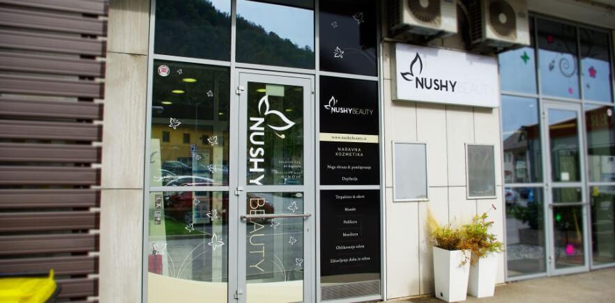 NushyBeauty salon