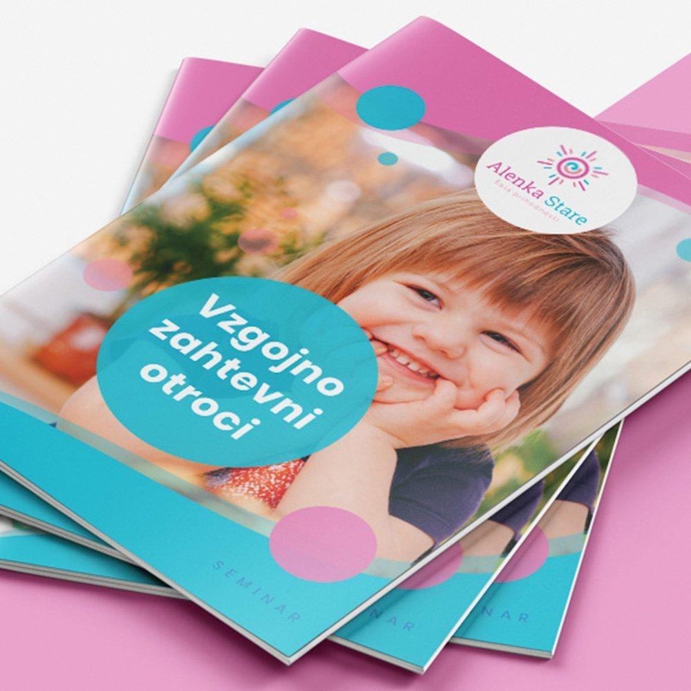 Alenka_stare_izdelava brošure