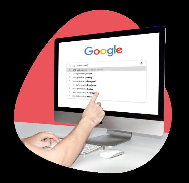 Bodi prvi med Googlovimi rezultati
