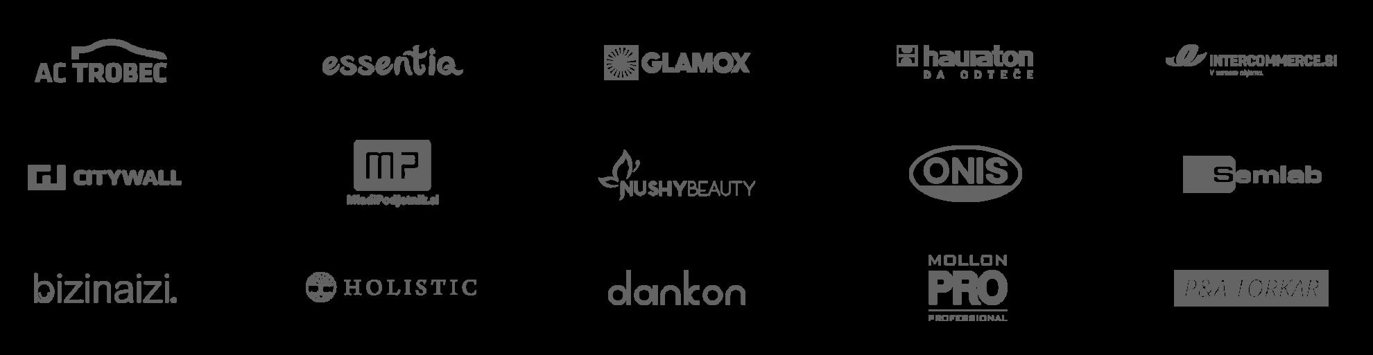 Logotipi partnerji